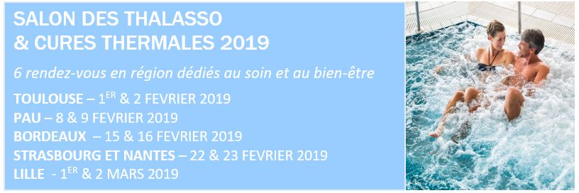 Salon Spa, thalasso et cures thermales de Nantes